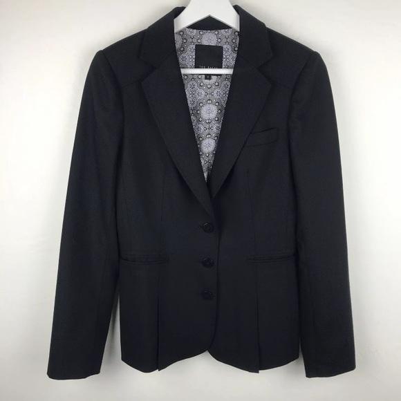 Ted Baker London Jackets & Blazers - TED BAKER LONDON Black Blazer Jacket Size 2